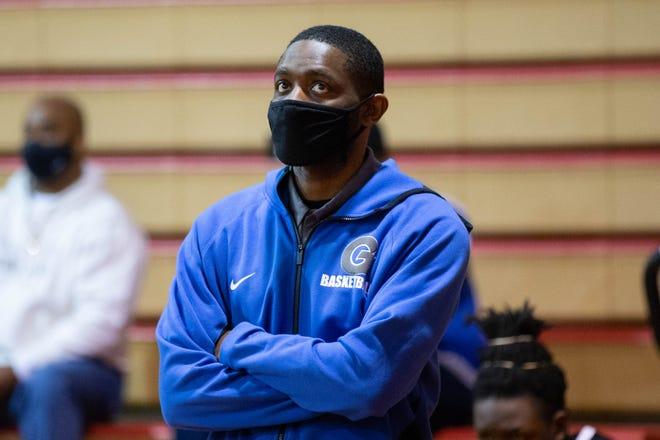 The Godby High School boys basketball team defeated Leon High School 57-52 at Leon Thursday, Jan. 7, 2020.