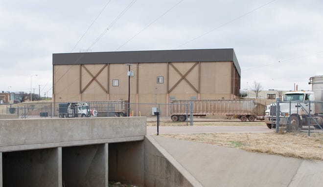 The city of Wichita Falls Transfer Station, 3200 Lawrence Road, was closed temporarily because of an electrical problem.