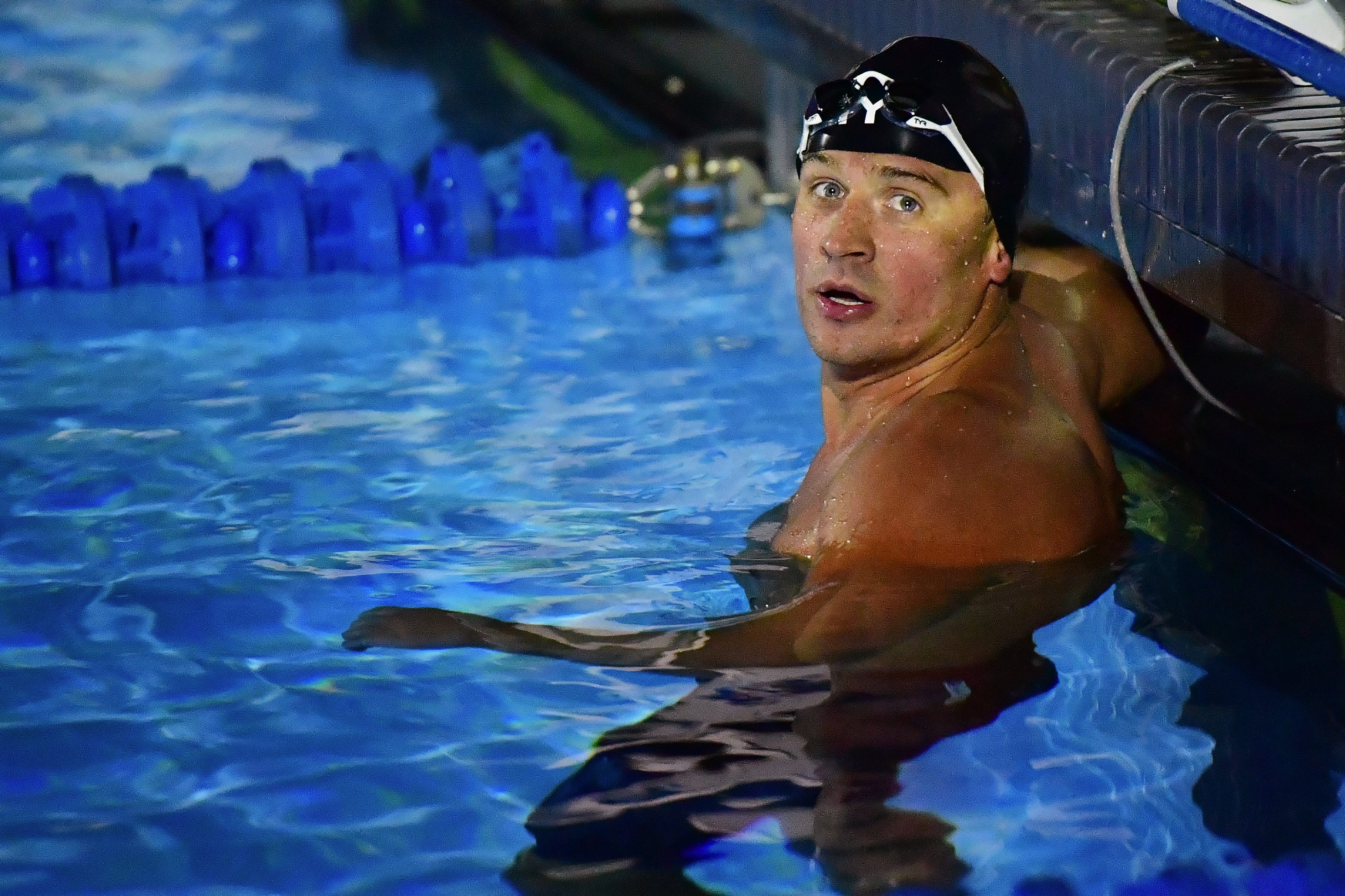 Why the Tokyo Olympics are different for American swimmer Ryan Lochte