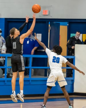 Randall defeated Palo Duro 74-68 Friday evening to start District 3-5A play.