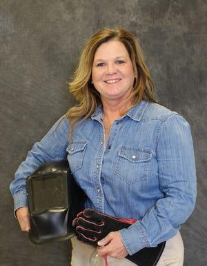 Jessica Zaunbrecher – 2020-2021 Merryville High School Teacher of the Year.