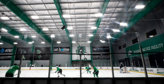 The Dallas Stars shut down their practice facility this week when six players and two staff members tested positive for COVID-19.