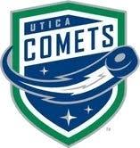 Utica Comets hockey logo