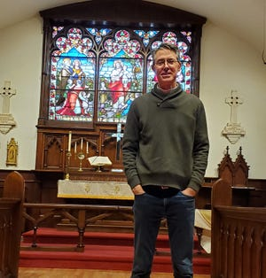 The Rev. Matt Marino, pastor of Trinity Episcopal Church in St. Augustine, says COVID-19 has had both pros and cons for church attendance.
