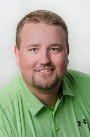 Justin Little is the new advertising manager for three Gannett publications in North Carolina's Piedmont.
