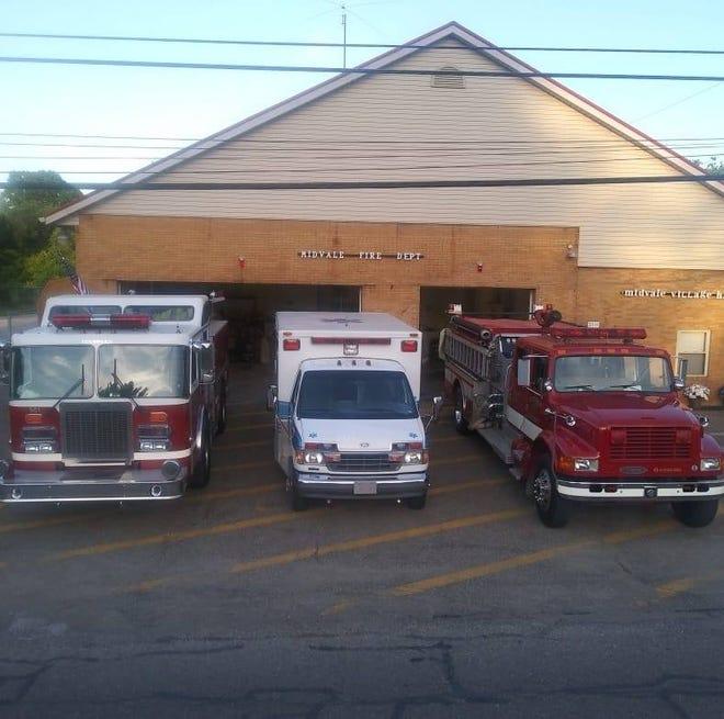 Midvale Fire Department logo