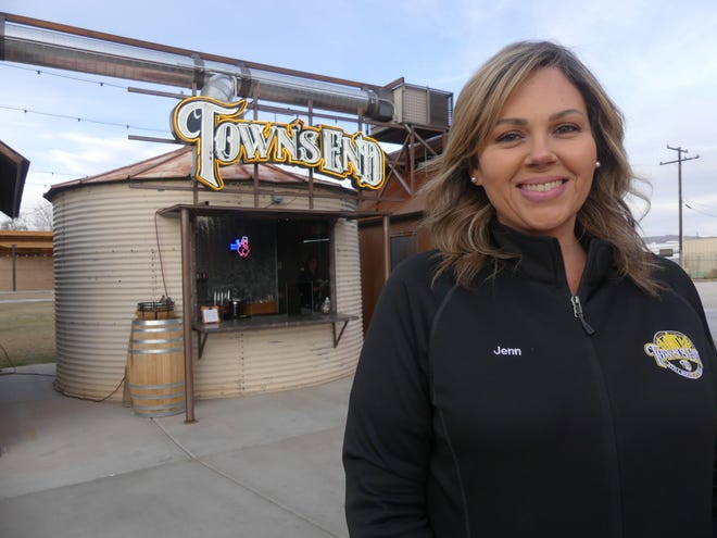 This year, Town's End Market Operations Manager Jennifer Sillas and her team will welcome the Town's End Stillhouse & Grill in the Apple Valley Village.