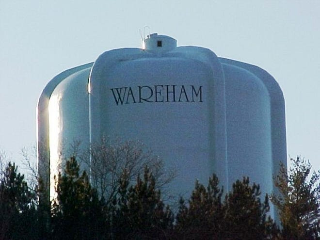 """The Wareham Water Dept. has issued a water alert: """"Due to equipment issues in the Water Supply wellfield you may experience discolored water throughout the District. It should clear up overnight."""""""