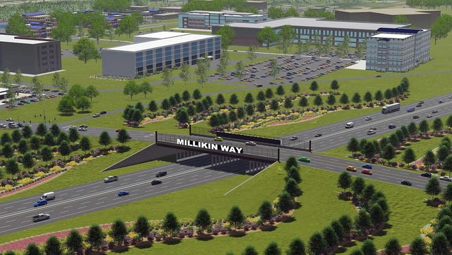 Liberty Township trustees are asking residents to look over potential configurations for a Millikin Road interchange with Interstate 75 and give the township feedback at a virtual open house available online now through the end of September.