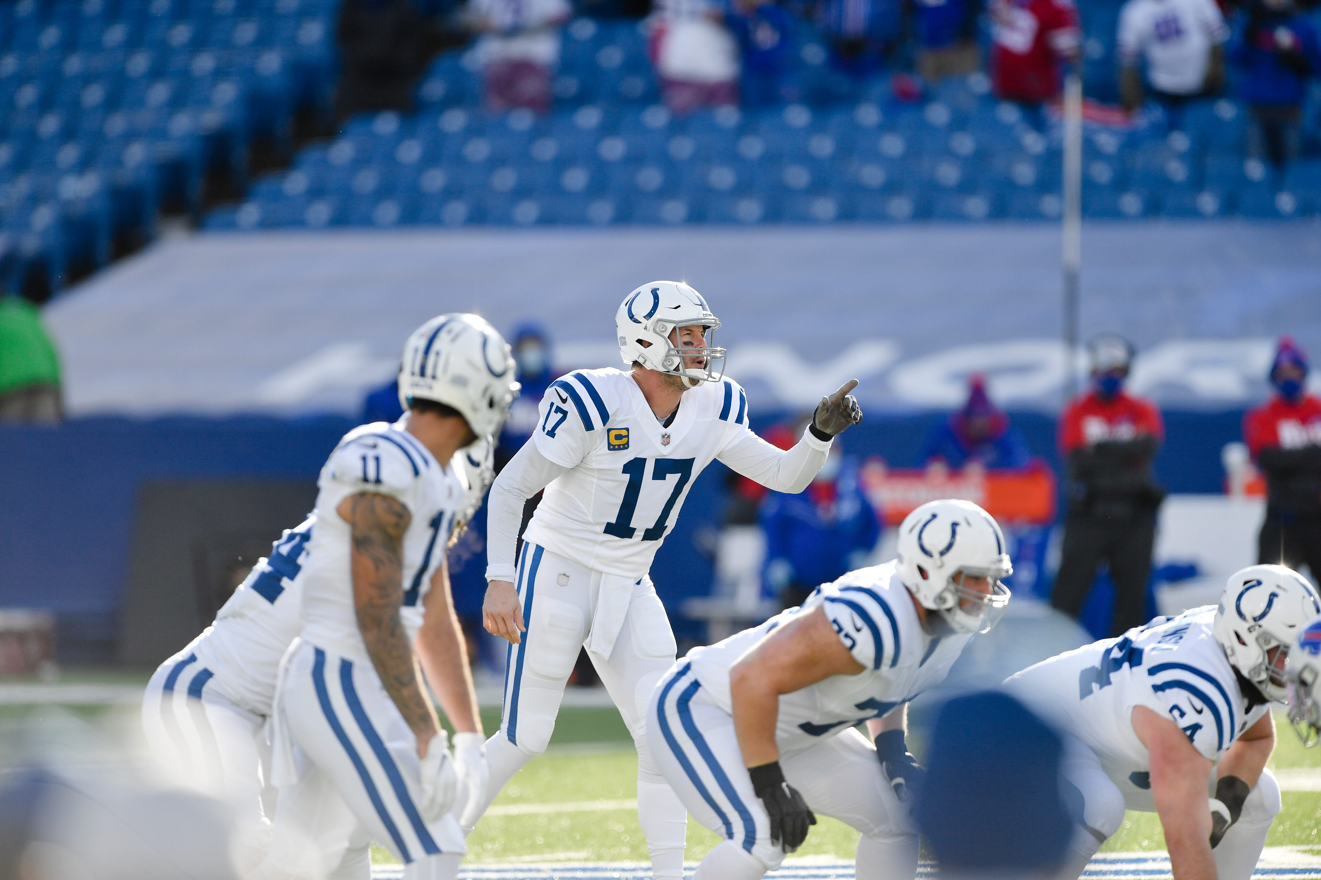 Colts' Philip Rivers reflects on 2020 season