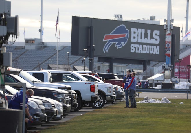 It was known as Bills Stadium in 2020, but now the home of the Buffalo Bills will be called Highmark Stadium.