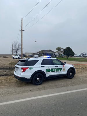 Tulare County detectives are investigating the aftermath of a deadly fight just outside Tulare.