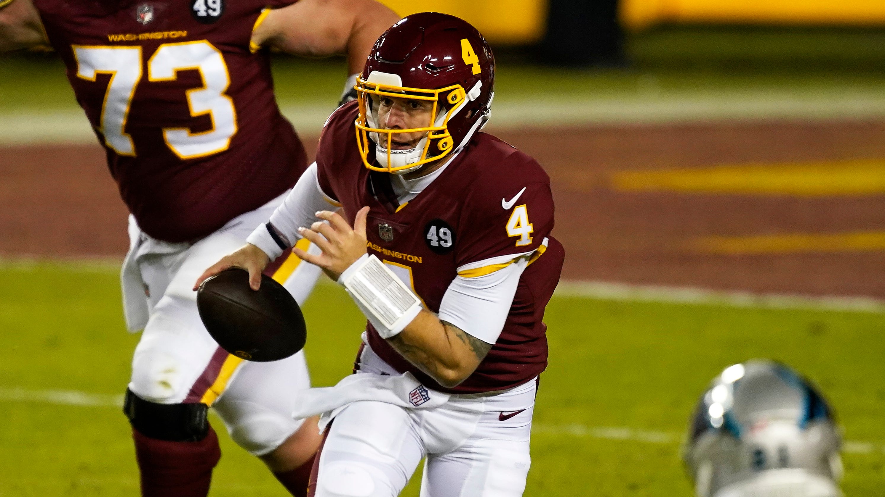 Who is Taylor Heinicke? Meet Washington Football Team QB who subbed for injured Alex Smith