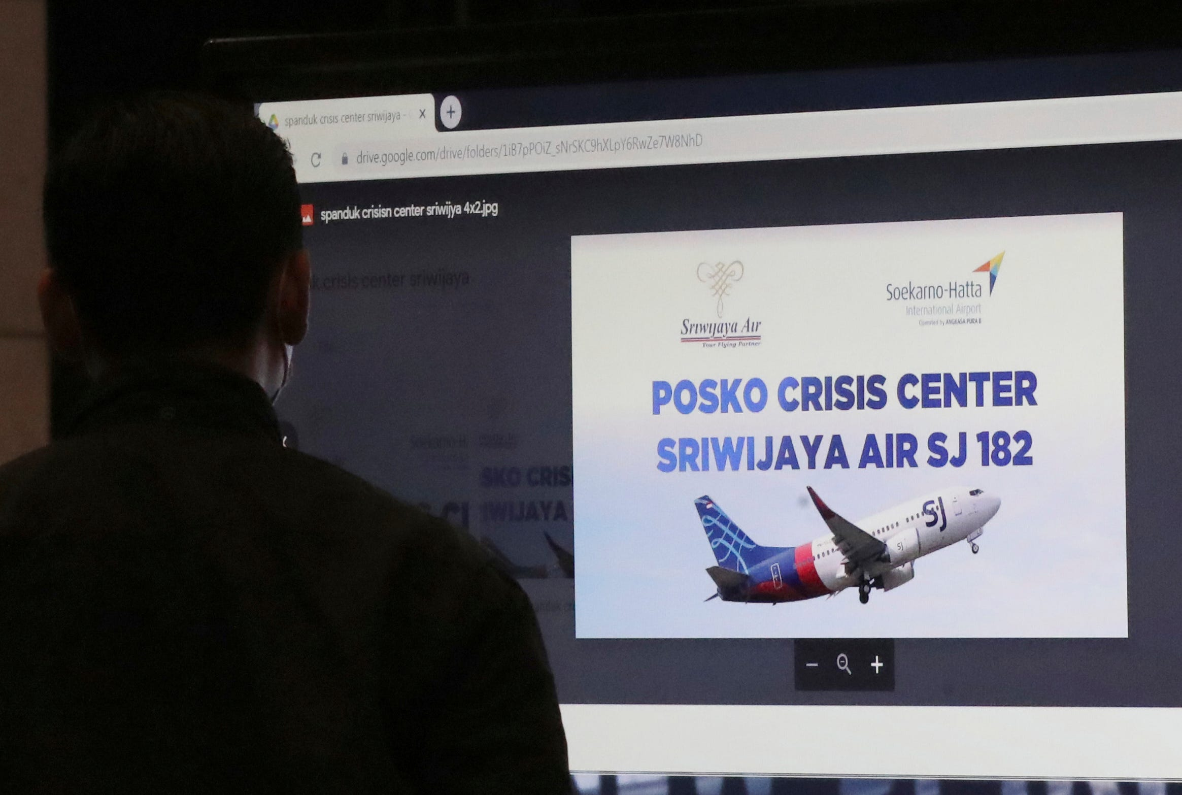Boeing passenger jet is missing in Indonesia after takeoff with search underway for Sriwijaya Air flight 182