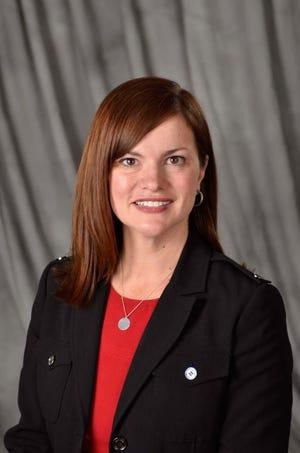 Christine Amer Mayer, president of GAR Foundation