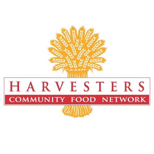 Harvesters Community Food Network provides the food that is handed out at the relocated Topeka distribution site.