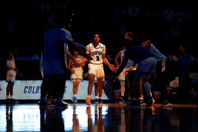 Colby Jones and Xavier have returned to the court after a  pause of nine days, the Musketeers' second pause of the season because of COVID issues.