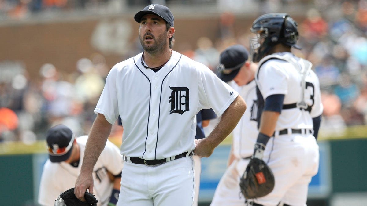 Tigers pitchers, including Justin Verlander, accused of doctoring baseballs 'for years' 1