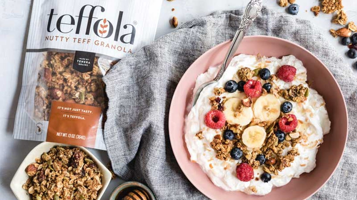 Ancient grain teff is the star of crunchy, Michigan-made Teffola granola 1