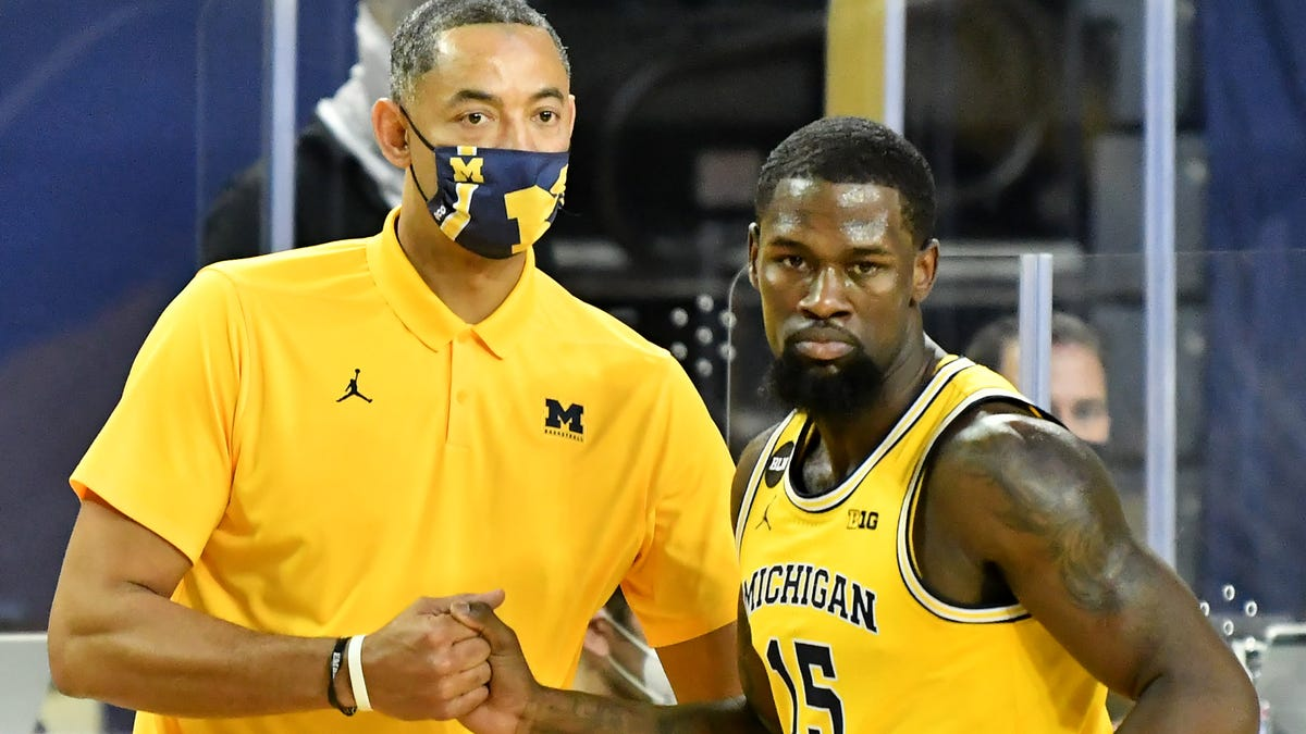 'They're as good as it gets': Wolverines making their case in Big Ten chase 1