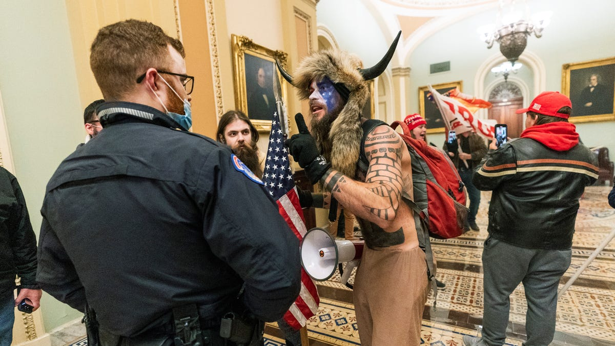 More arrests in Capitol riot as more video reveals brutality 1