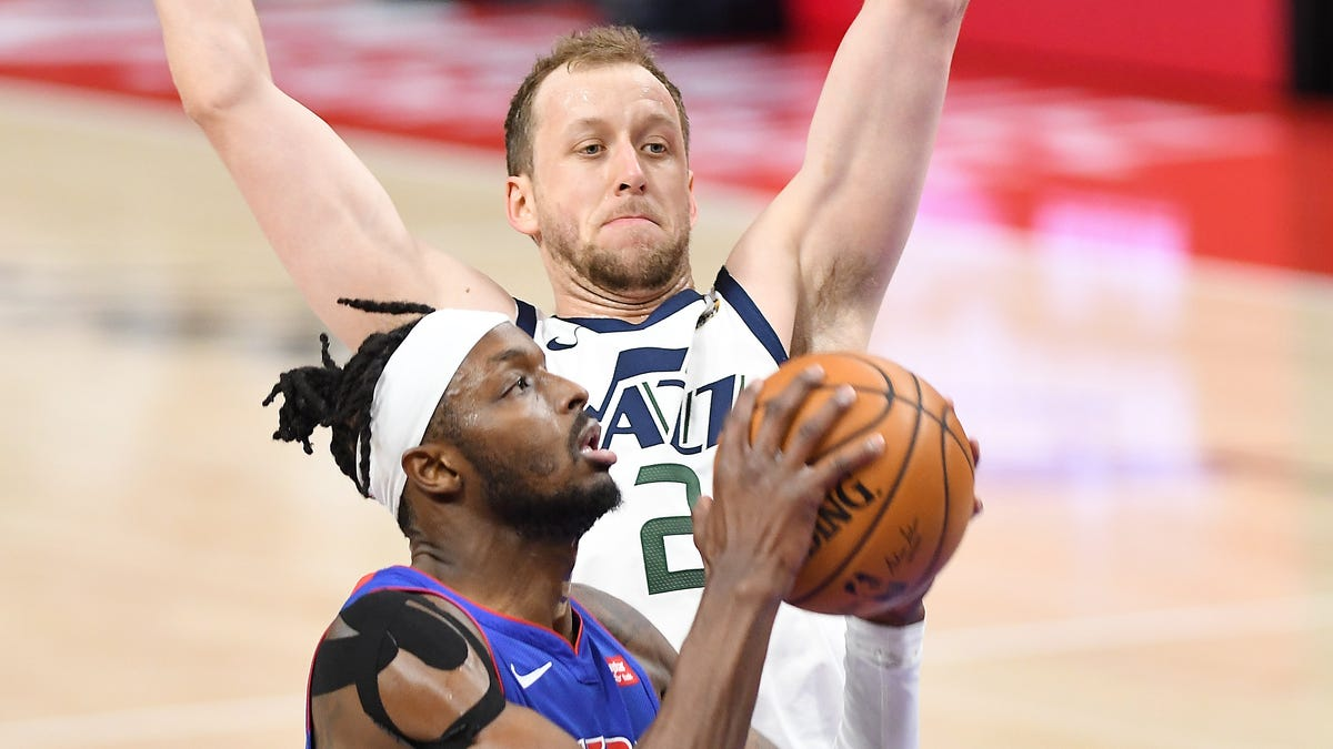 Pistons dig another hole, latest comeback attempt falls short to Jazz 1