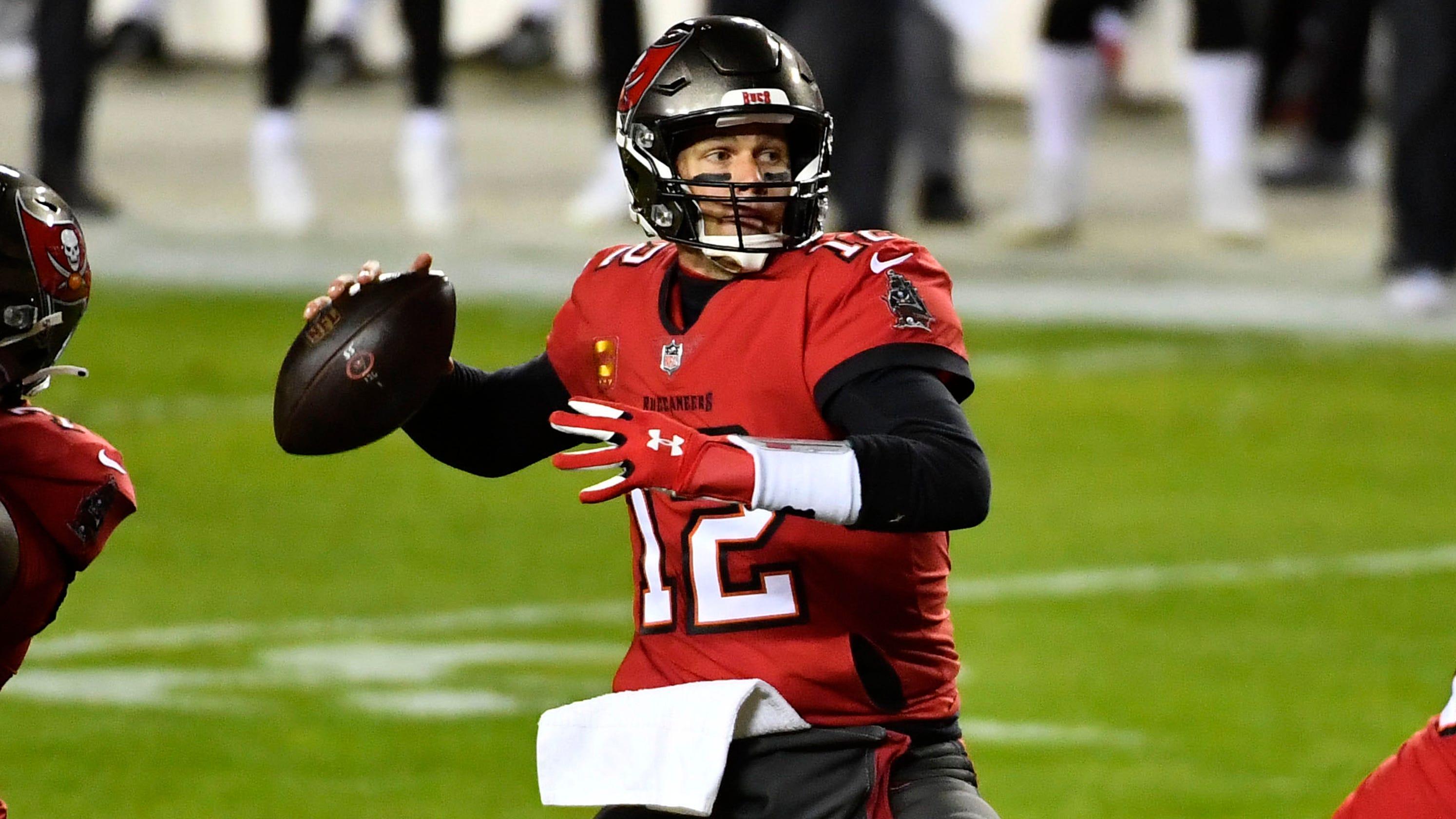 Tom Brady Tampa Bay Bucs hold off feisty Washington Football Team in NFL playoffs – USA TODAY