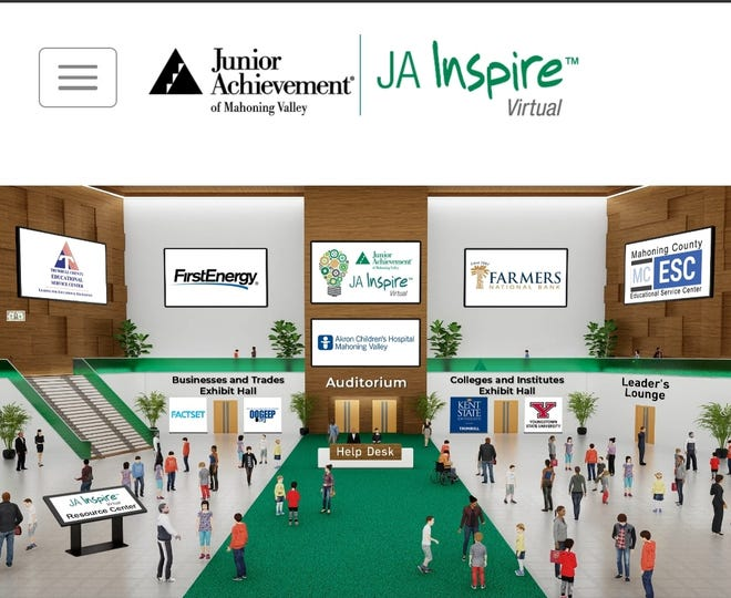 The JA Inspire Virtual Career, Trade, and College fair will offer a virtual platform for students to listen to webinars and interact with digital booths from a number of organizations, trades and colleges.