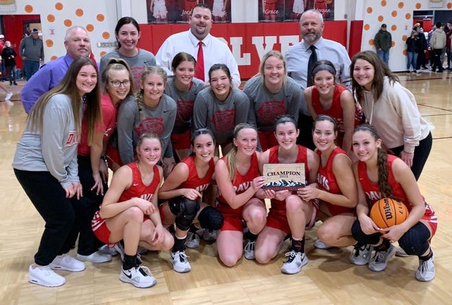 The Davis High School girls basketball team held off Velma-Alma 39-38 on Saturday to win the championship at the inaugural Arbuckle Winter Classic.