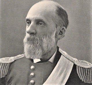 Gen. Joseph Wheeler, an Augusta native