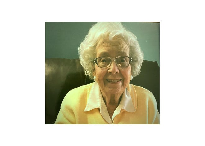 Ann Strain turns 100 on Jan. 14, 2021.
