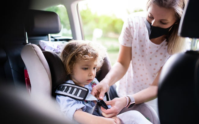 The National Highway Traffic Safety Administration estimates car seats are installed or used incorrectly in 46% of cases