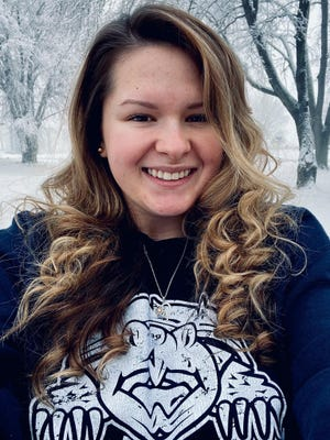 SRC student Madison Draughan