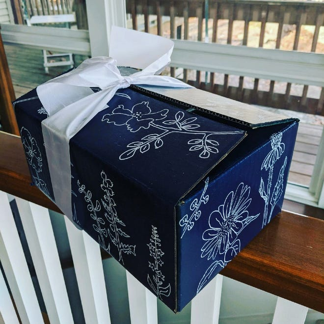 The Holmes Center for the Arts will offer a variety of classes through March, including creating a Memory Box.
