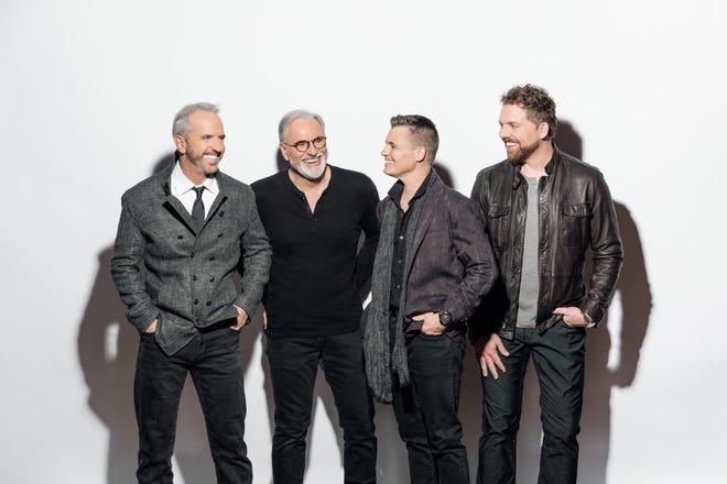 The Triumphant Quartet performs in Destin Feb. 14.