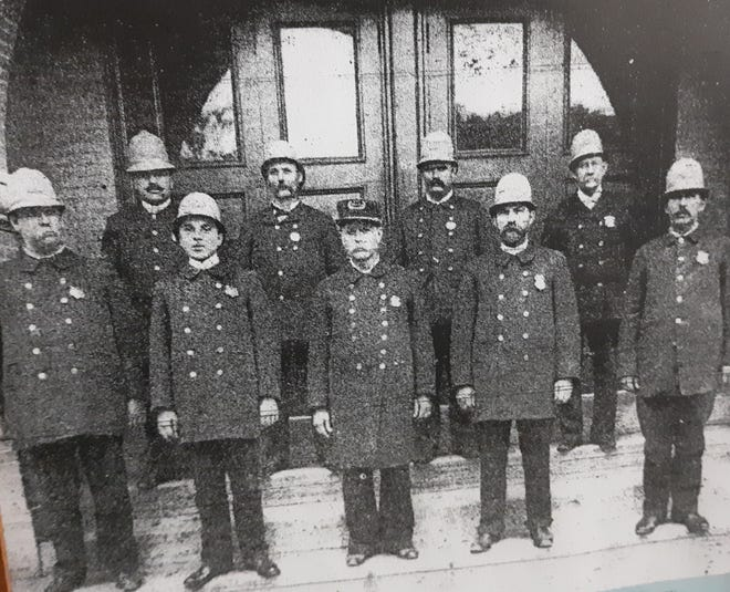 Somersworth Police Department 1902