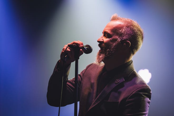 JJ Grey & Mofro headline a pair of sold-out shows this weekend at the St. Augustine Amphitheatre.