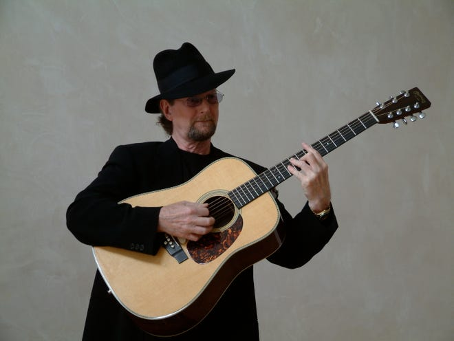 Roger McGuinn is at the Thrasher-Horne Center on Saturday.