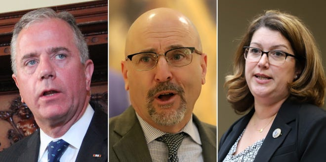 The exits of former House chairs Harold Naughton (Public Safety), Paul Brodeur (Labor), and Jennifer Benson (Health Care) have opened opportunities for other representatives to lead key committees.