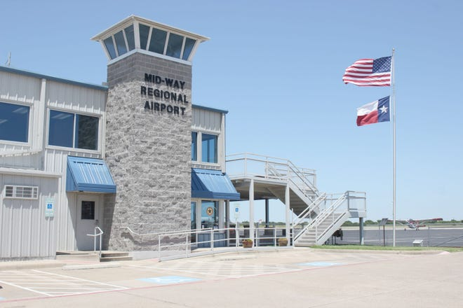 The Mid-Way Regional Airport Joint Airport Board will hold its regularly-scheduled meeting on Thursday afternoon.