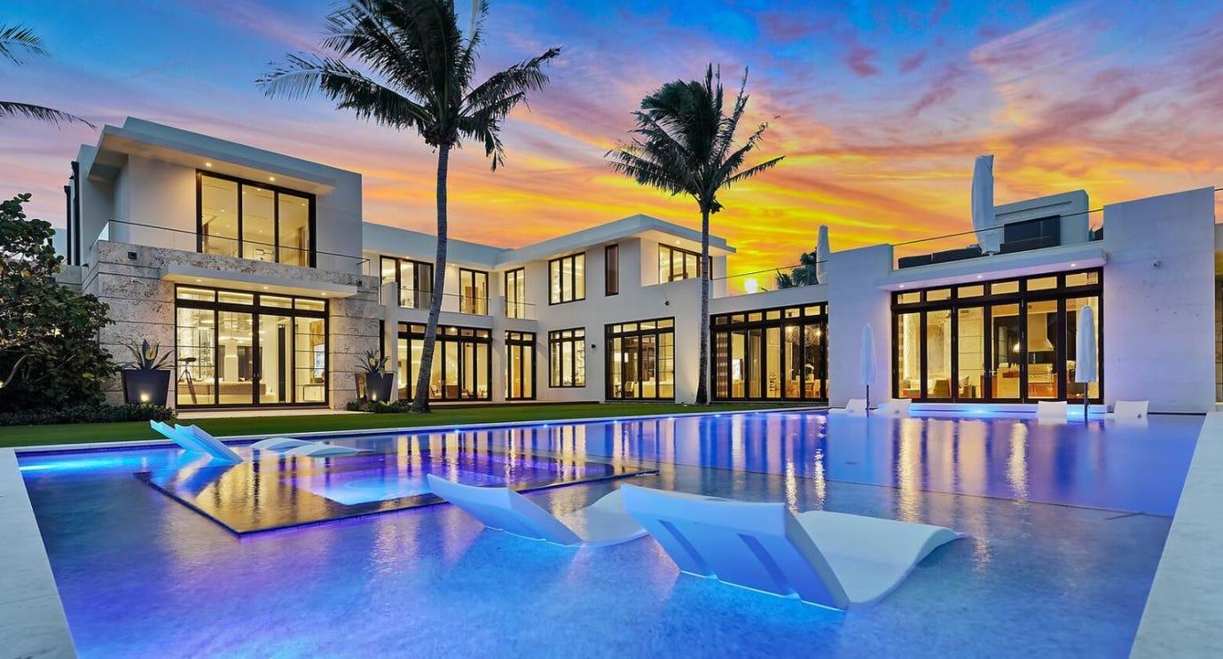 Дома в палм бич цена купить дом за криптовалюту в Рас-Аль-Хайма Хор Хваир