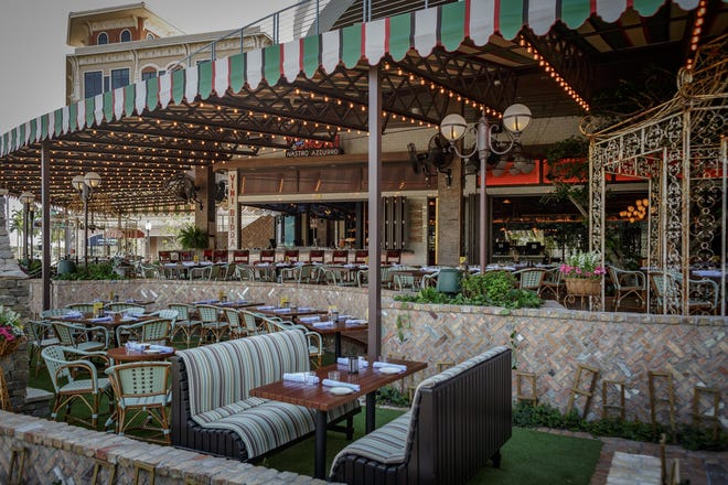 Elisabetta's restaurant opens Tuesday, Jan. 12, on the West Palm Beach waterfront. It is the second location for the Big Time Restaurant Group concept.