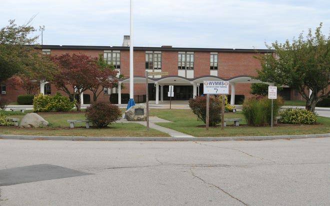 Warwick Veterans Middle School. [Journal files]