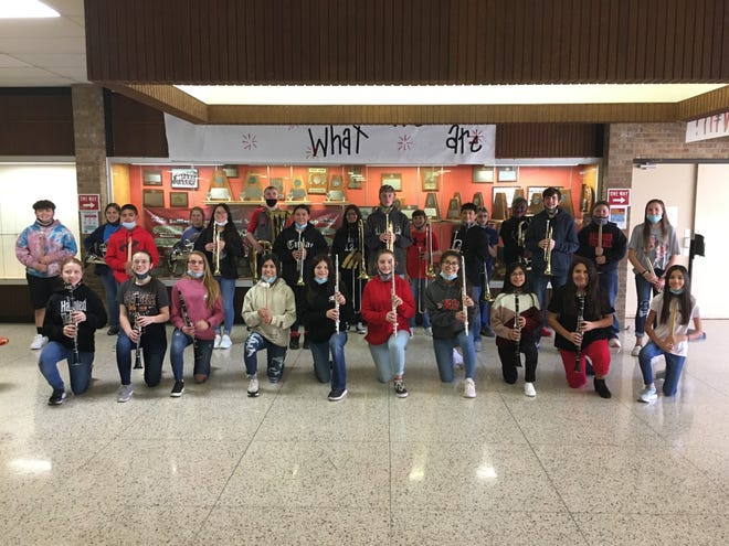 Congratulations to the following Ballinger JH Band members for making the ATSSB Region 6 All Region Band!