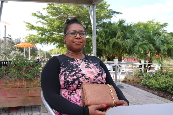 Farah Pickstock, 41, of Sarasota, received two months of rental assistance from Season of Sharing by way of the Salvation Army of Sarasota in November. Pickstock lost her job as a dental assistance in April as a result of the COVID-19 pandemic.