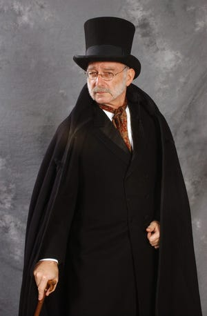 Donn Ansell stars in The Community Arts Center Accord's production of Ebenezer. Thalian Association Community Theatre is accepting applications for 2021 scholarships honoring Donn Ansell and Pat Hingle.