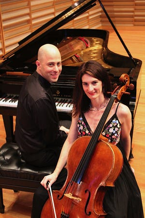 Saugerties Pro Musica's 25th Season begins Jan. 24 with a program of music by women composers, performed by the Ekstasis Duo,  Natasha Farny and Eliran Avni.