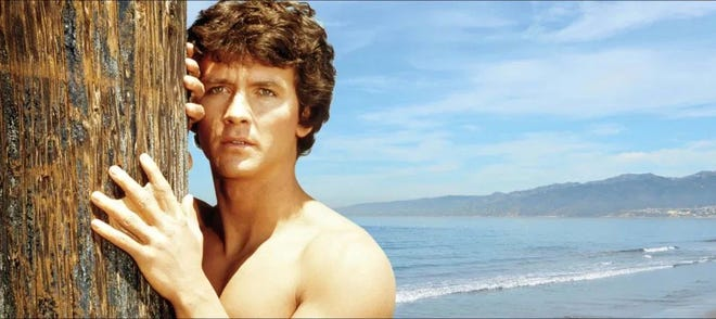 "Patrick Duffy starred as the ""Man from Atlantis"" on NBC in 1977-78."