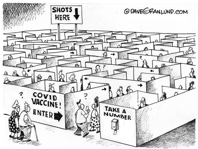 Granlund's View: Vaccine access