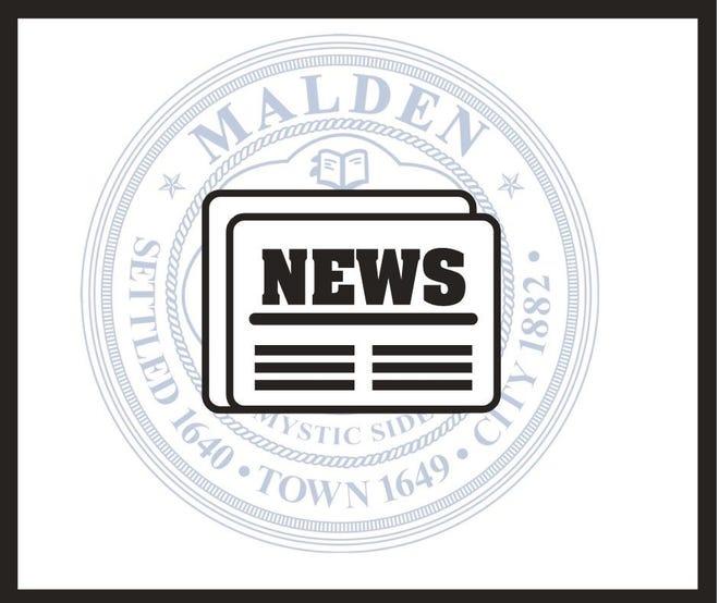 Malden news briefs.